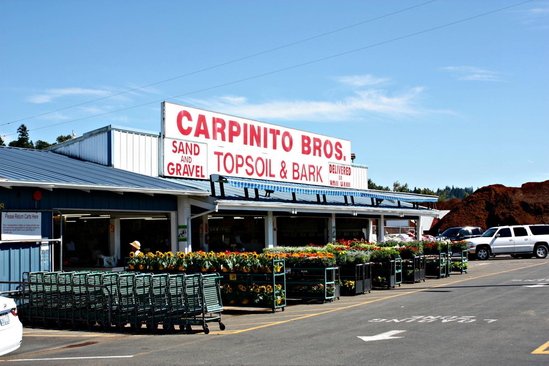Farm Stand Carpinito Brothers Kent Wa